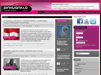 pinkvanilla leszbikus társkereső)
